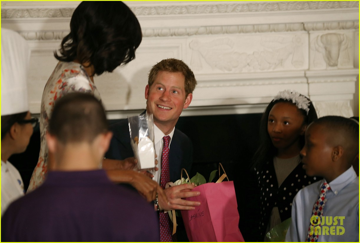 prince harry visits washington dc meets michelle obama 212867453