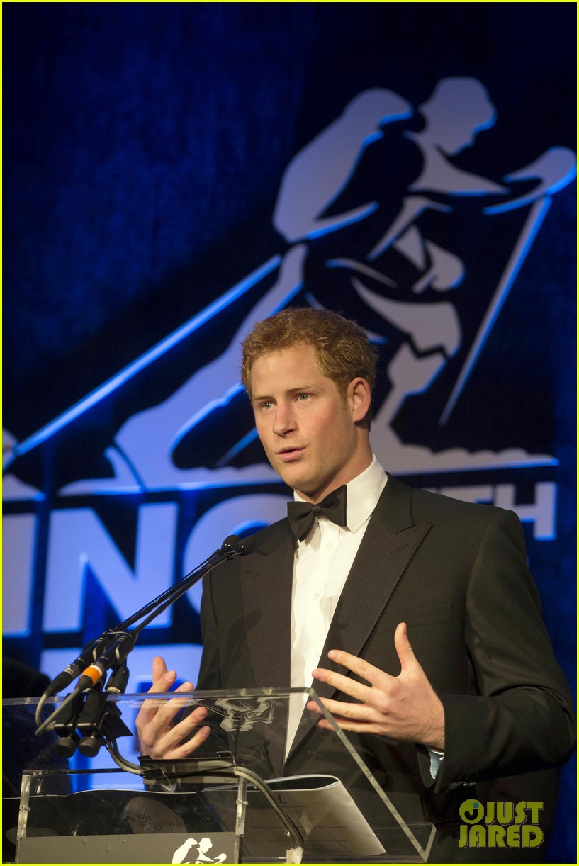 prince harry ellie goulding walking with the wounded gala 052881093