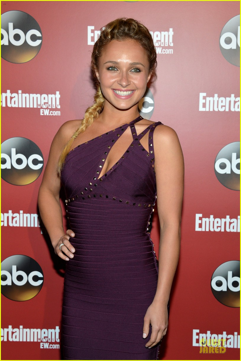 hayden panettiere rebel wilson abc upfronts party 02