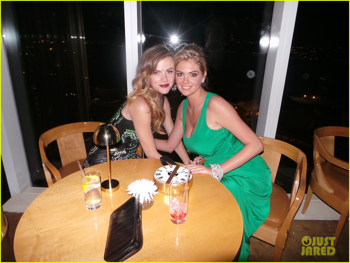 erin heatherton jared followill met ball 2013 after party 02