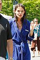 katie holmes soaking wet for mania days 09