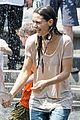 katie holmes soaking wet for mania days 22