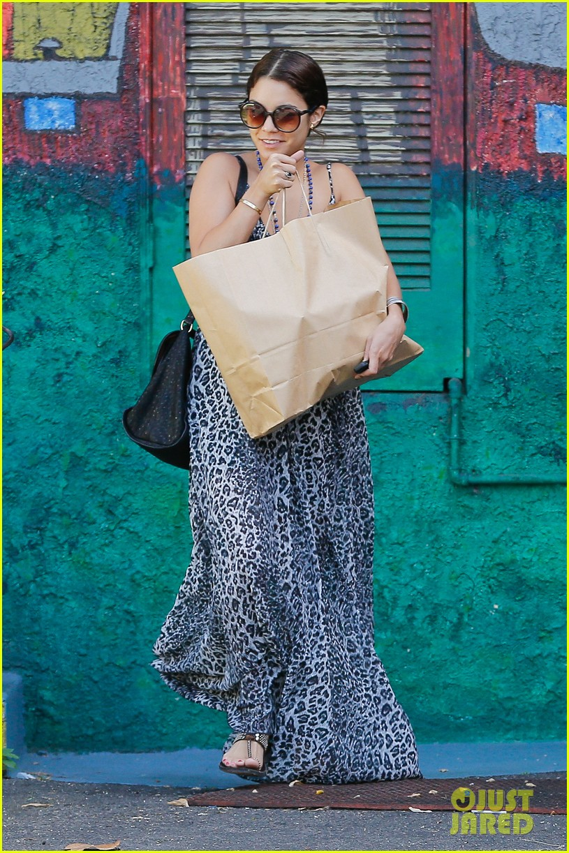 vanessa hudgens stocks up on artisan cheese 01