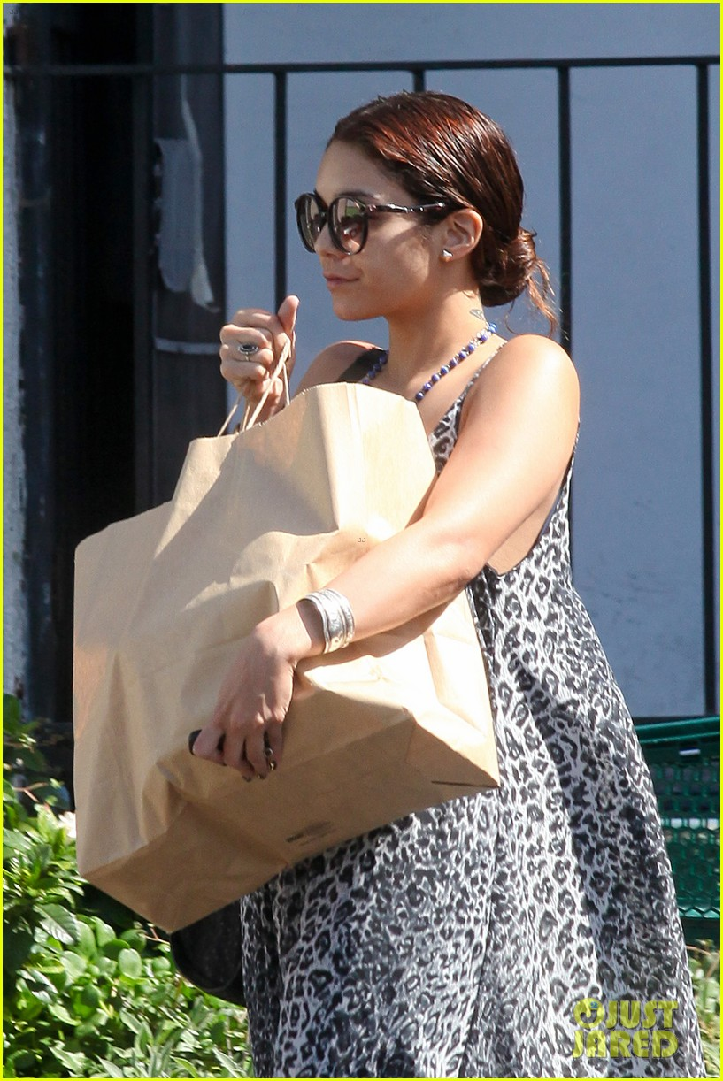 vanessa hudgens stocks up on artisan cheese 17