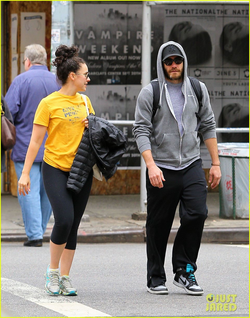 jake gyllenhaal steps out after into the woods casting news 03