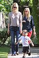 january jones xander walks in front of mommy 12