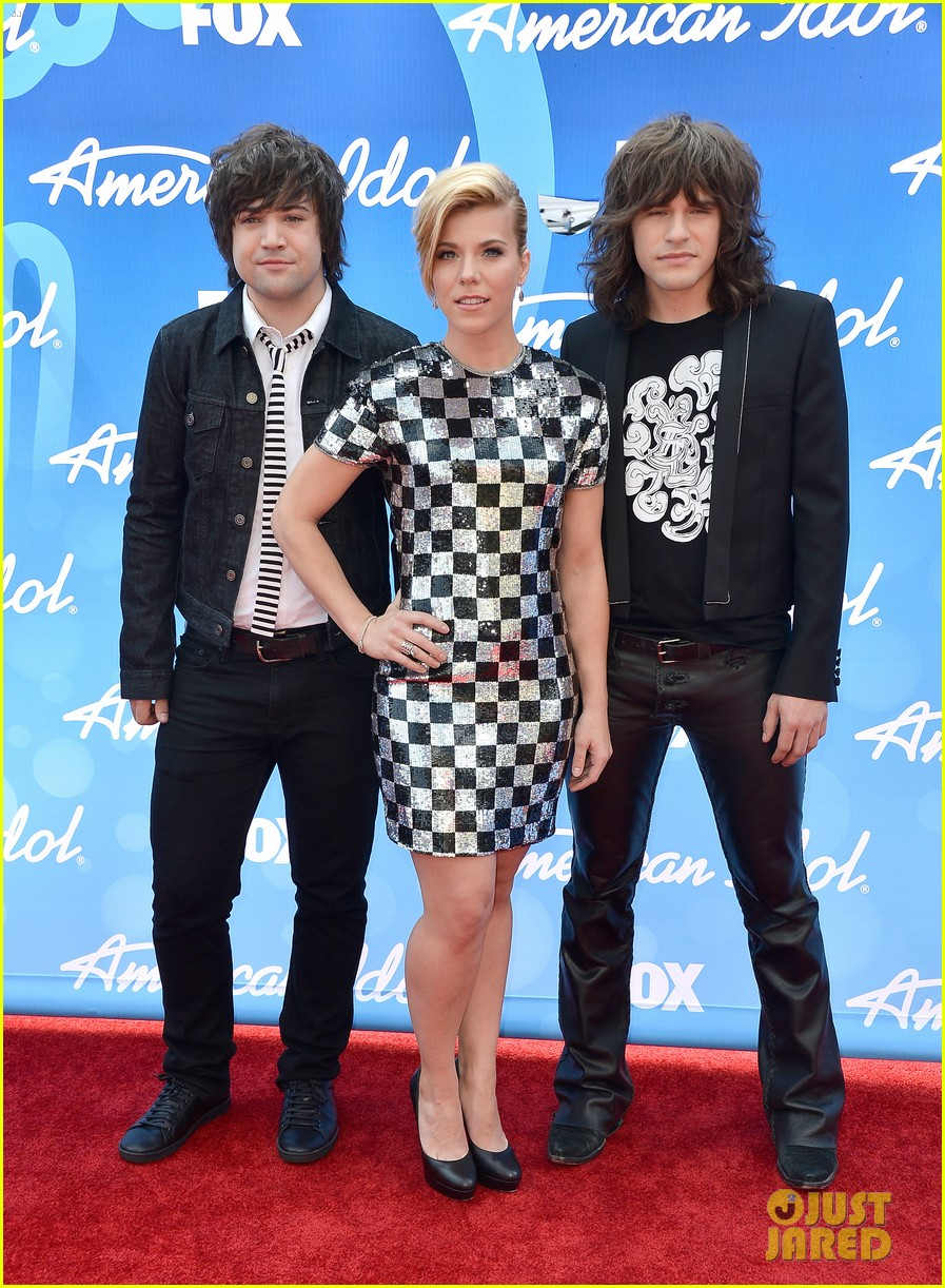 janelle arthur band perry american idol finale video 052872004