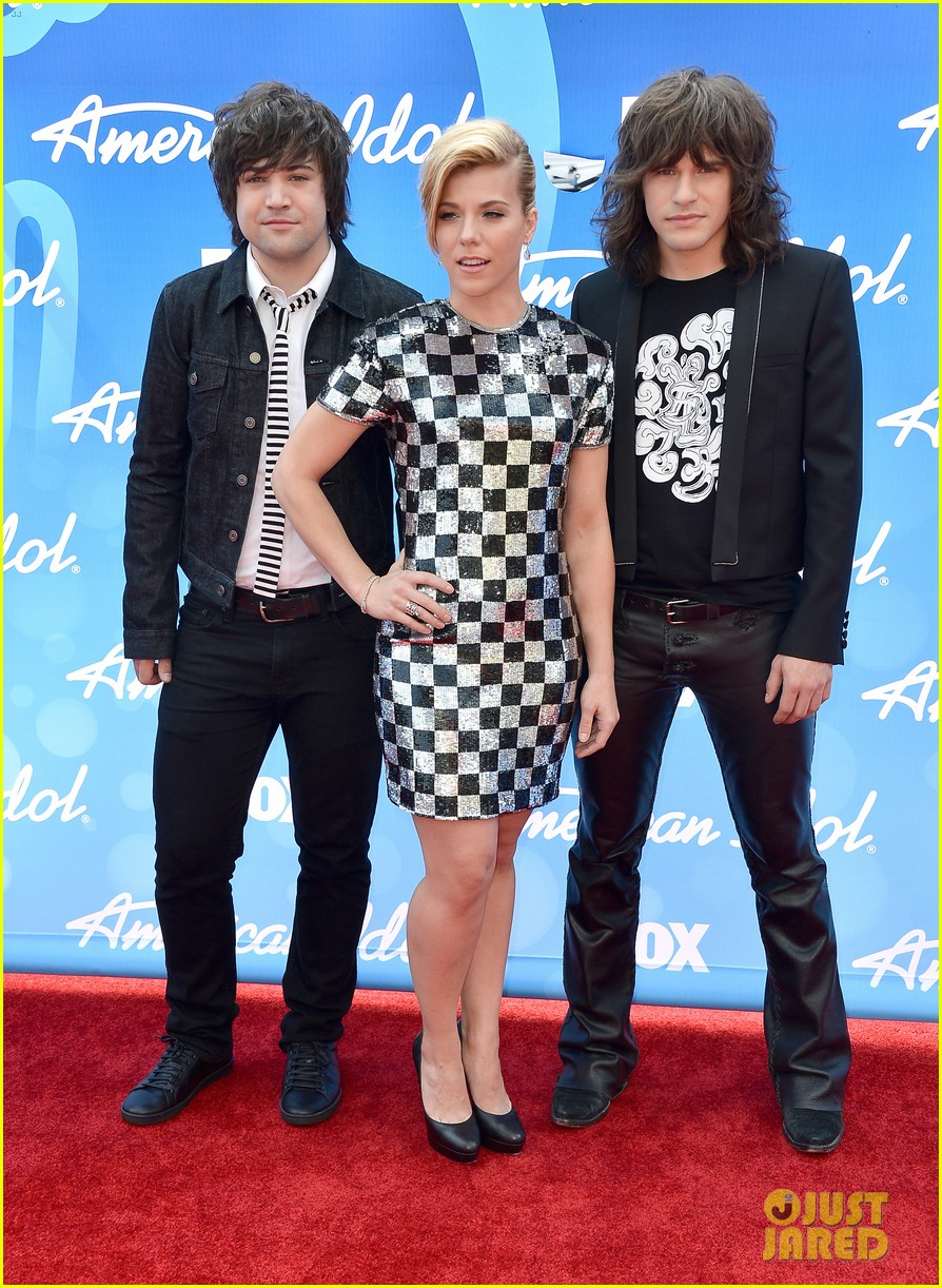 janelle arthur band perry american idol finale video 10
