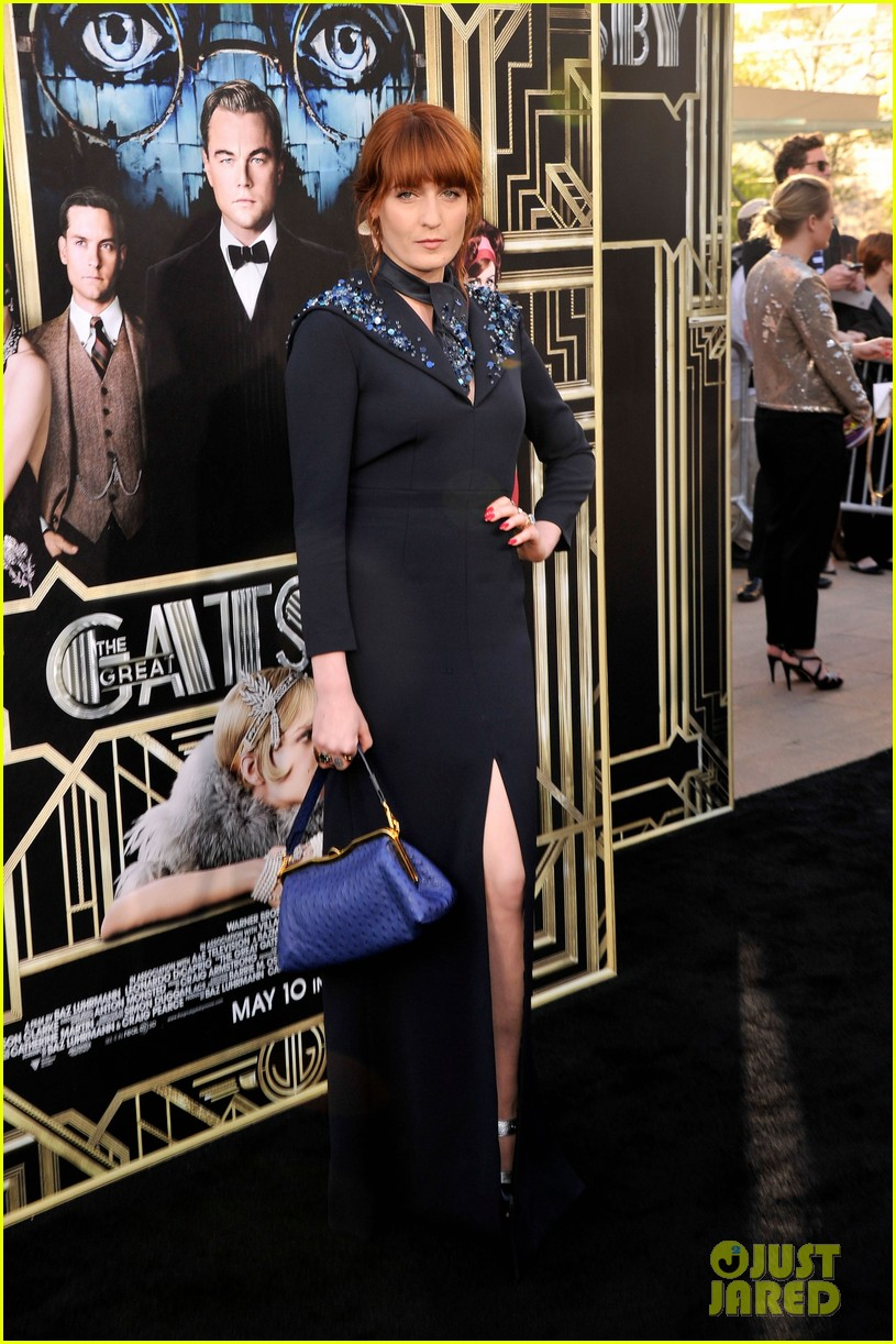 jay z florence welch great gatsby new york premiere 10