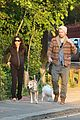 channing tatum jenna dewan take a dog walk following vet visit 07