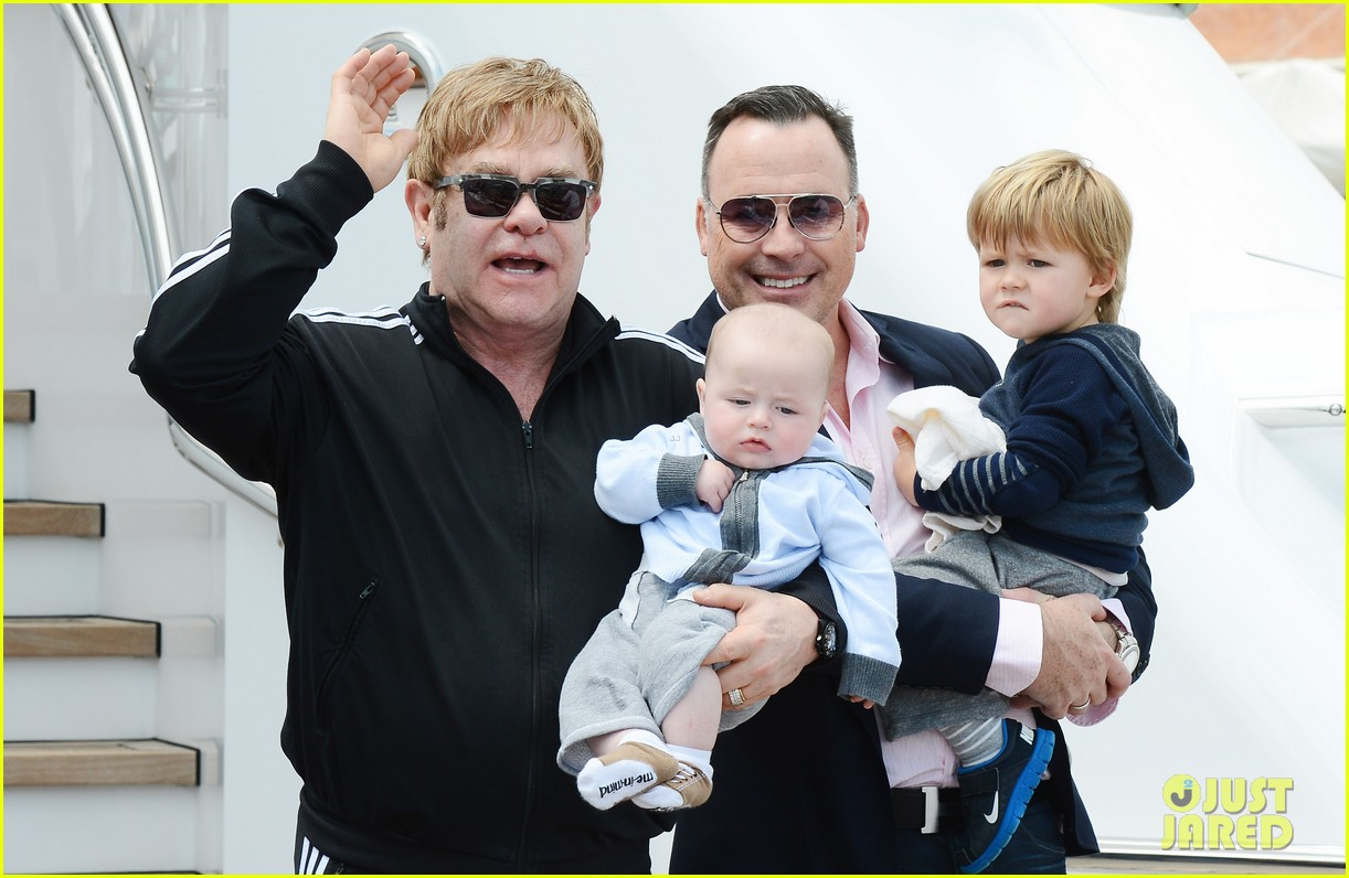 elton john david furniss family trip with zachary elijah 03