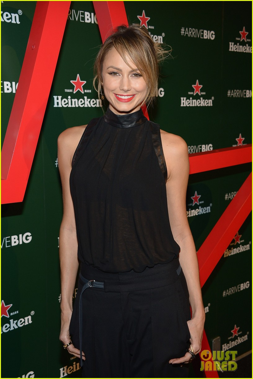 stacy keibler ashley tisdale heineken star bottle eventdsafds 14