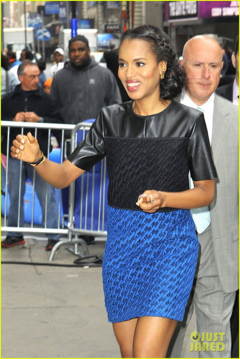 kerry washington good morning america appearance 042864938