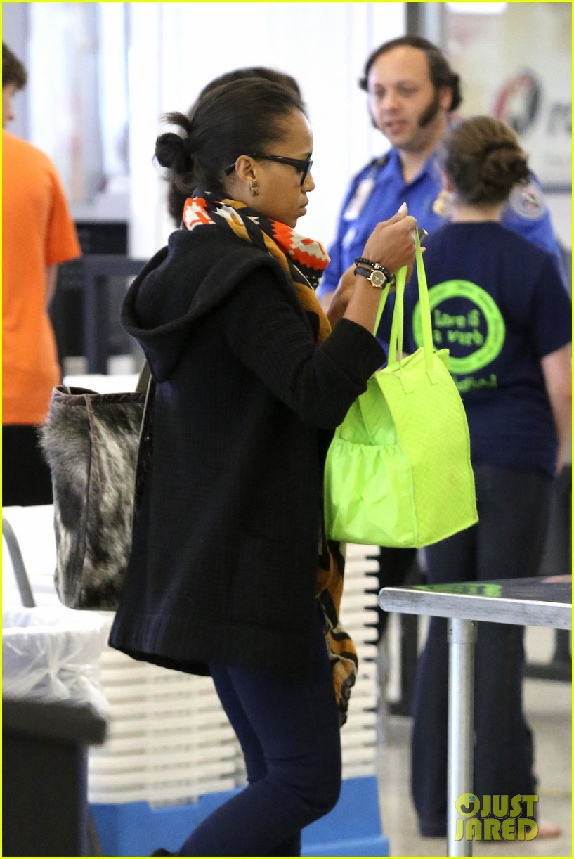 kerry washington jets to new york city 09