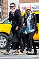 jaime king new york outing post pregnancy announcement 026