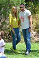 heidi klum martin kirsten pda weekend couple 08