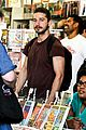 shia labeouf stale n mate book signing 09