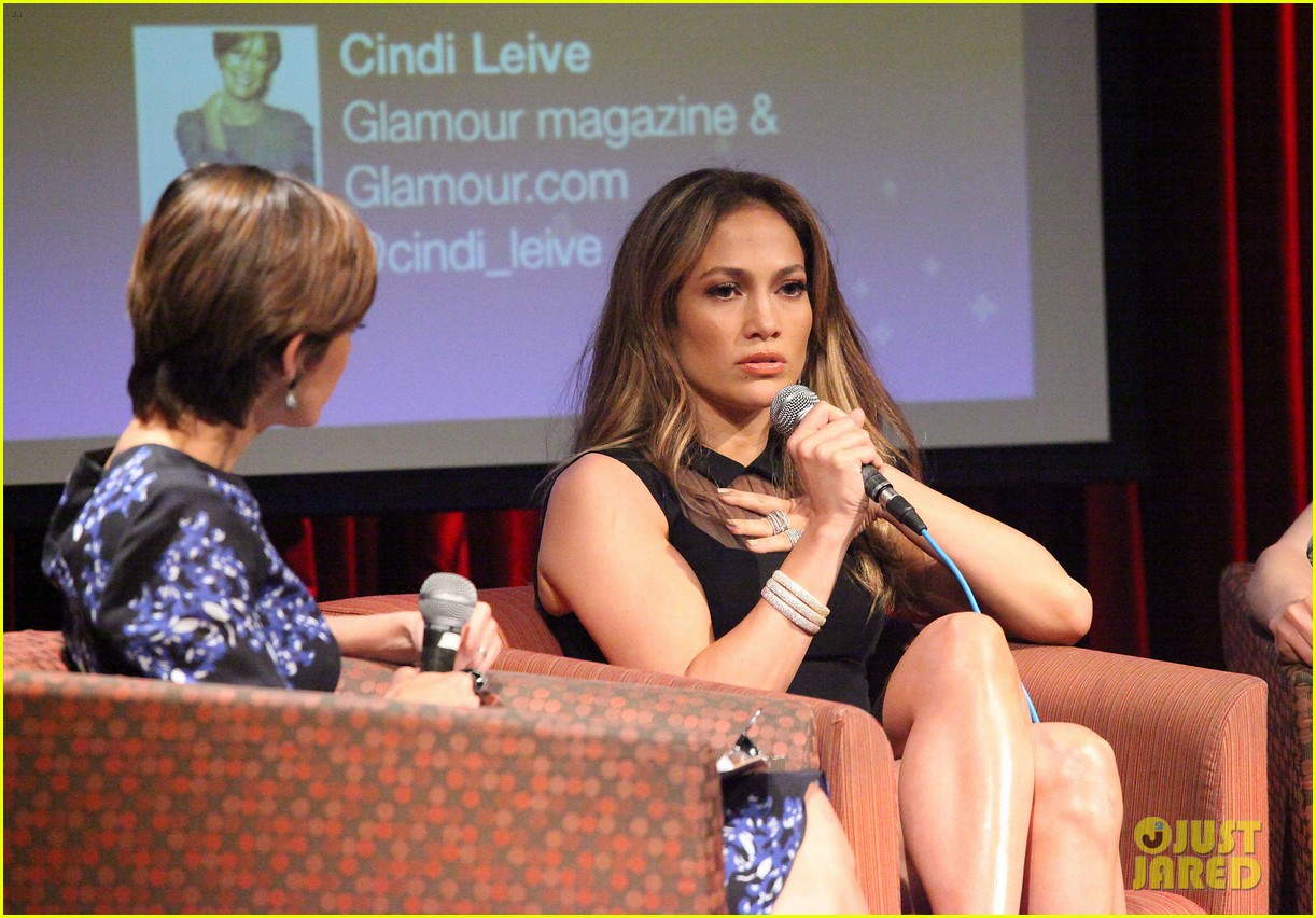 jennifer lopez united nations mom social event 20