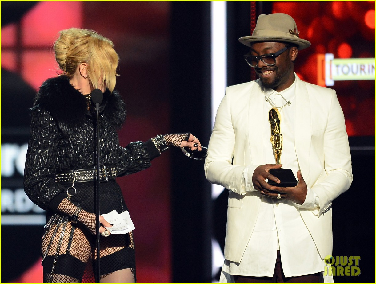 madonna billboard music awards 2013 with william 112874209