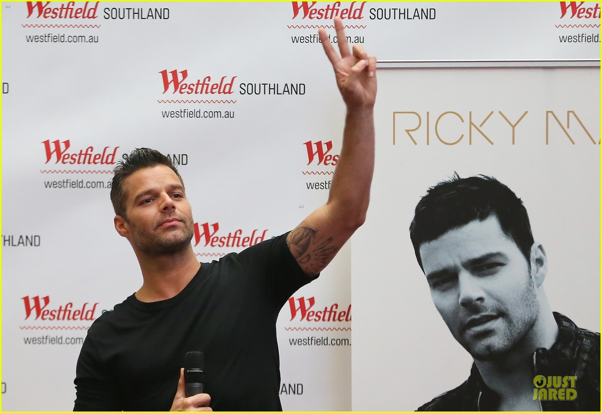 ricky martin puerto rico equal rights advocate 22