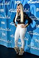nicki minaj american idol finale press room photos 03