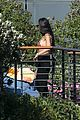 demi moore rocks bikini poolside in malibu 10