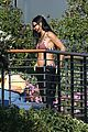 demi moore rocks bikini poolside in malibu 14