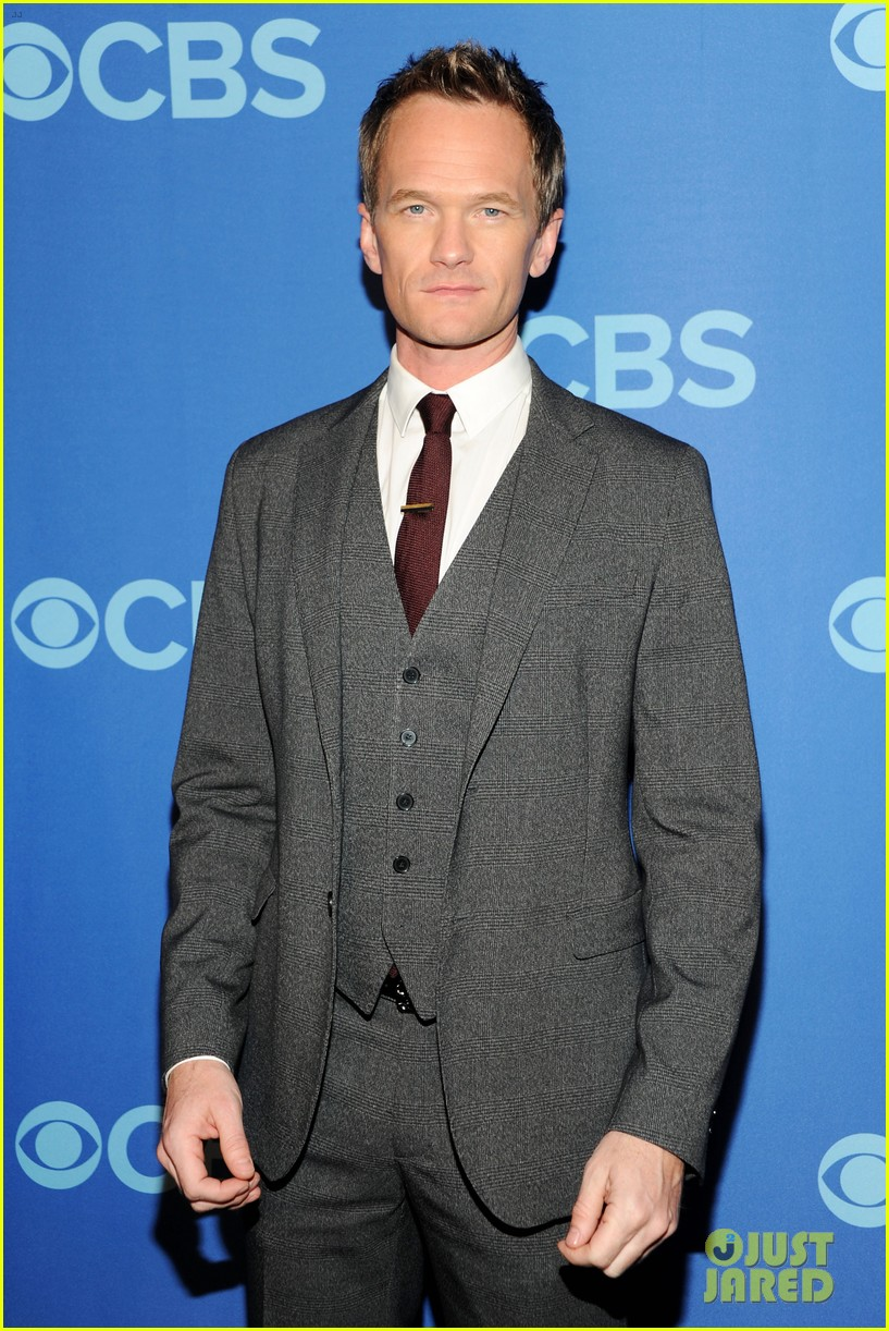 how i met your mother big bang theory casts cbs upfront 2013 072871399