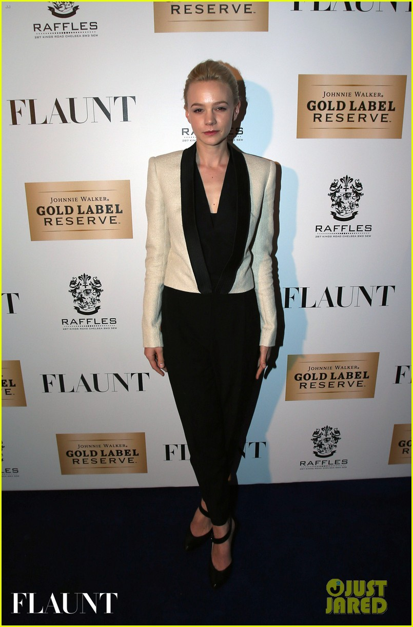 carey mulligan repeats outfit at flaunt party in cannes 032874417