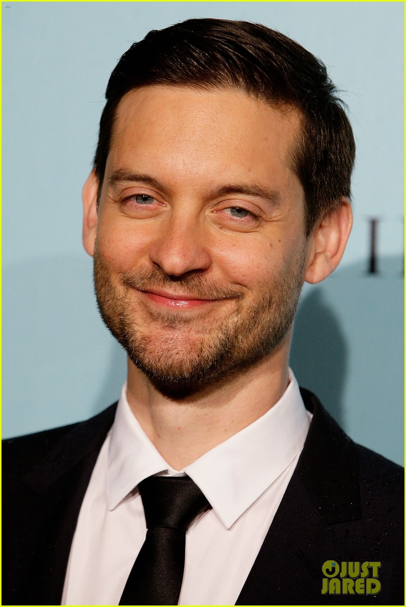 Tobey Maguire Carey mulligan & tobey maguire: 'great gatsby ... Tobey Maguire