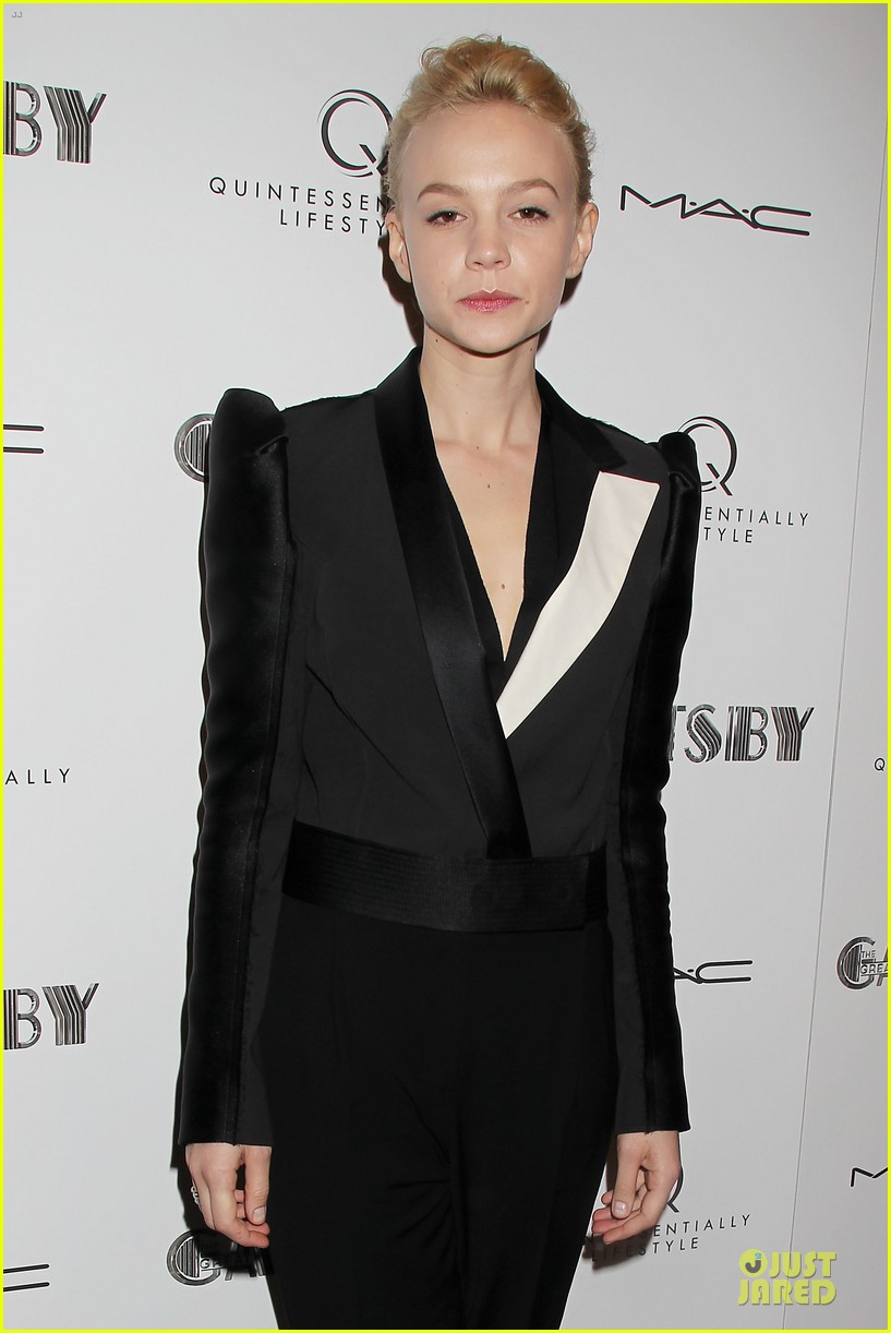 carey mulligan pre met ball great gatsby screening 02
