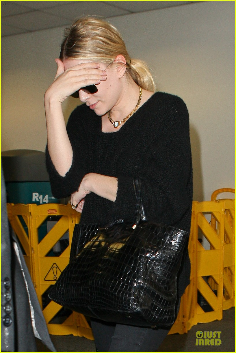 ashley olsen memorial day lax departure 11