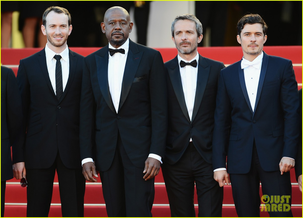 orlando bloom forest whitaker zulu cannes premiere 18