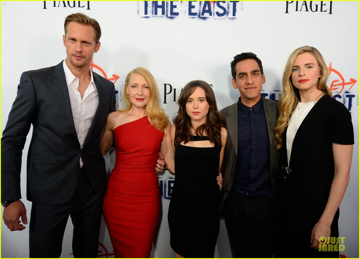 ellen page brit marling the east hollywood premiere 052879818