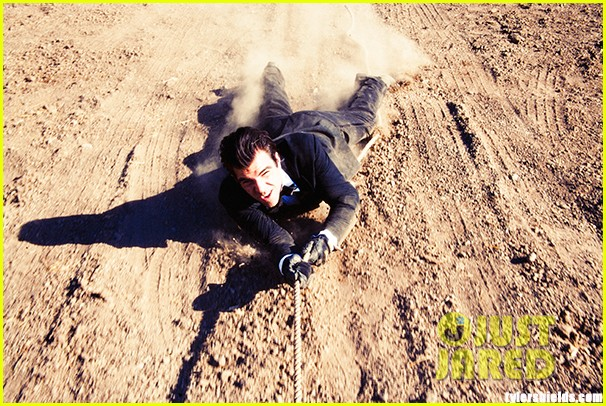 zachary quinto shirtless muddy for tyler shields photo shoot 01