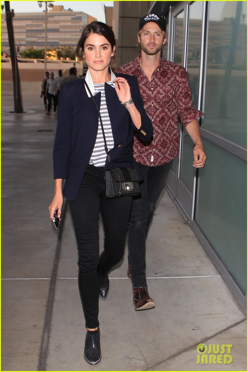 nikki reed paul mcdonald rolling stones concert couple 082864074