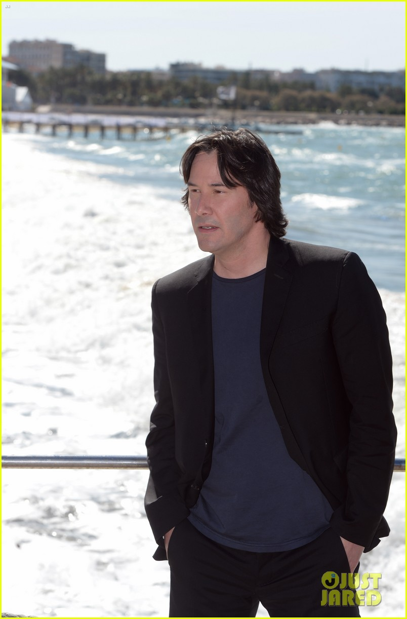 keanu reeves man of tai chi cannes photo call 112874748