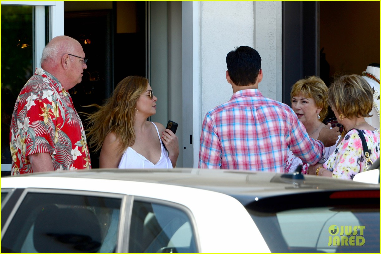 leann rimes eddie cibrian mothers day lunch parents 212869320