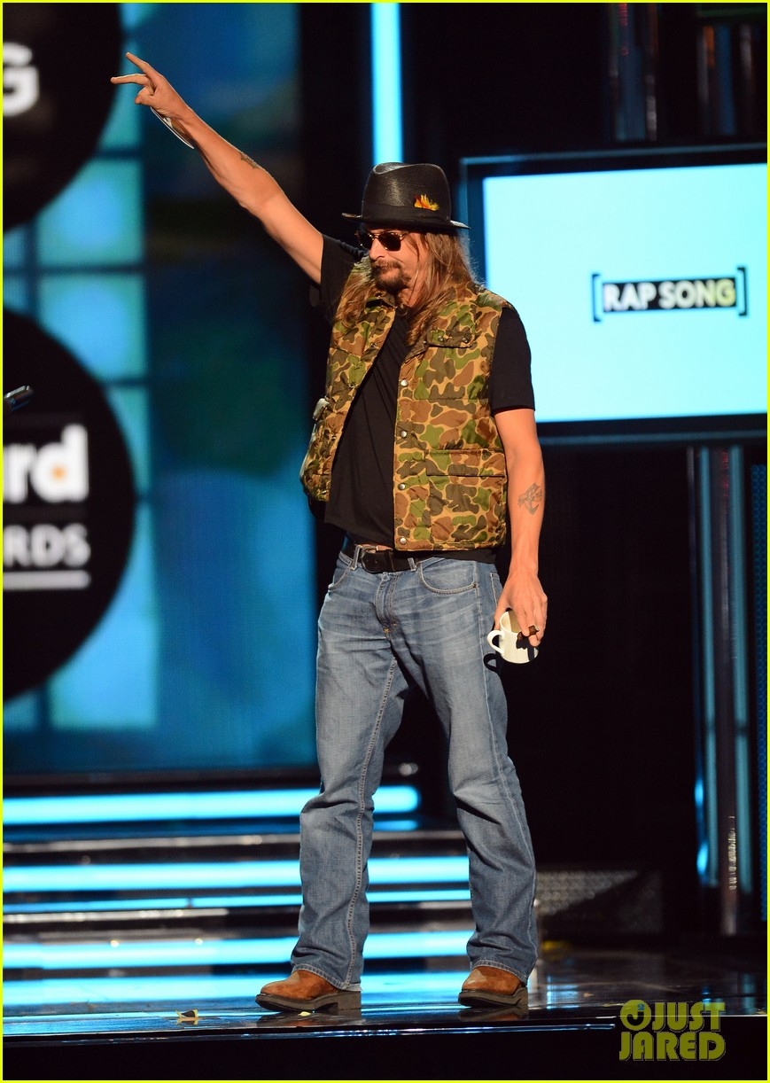 kid rock slams lip syncers at billboard music awards 2013 01