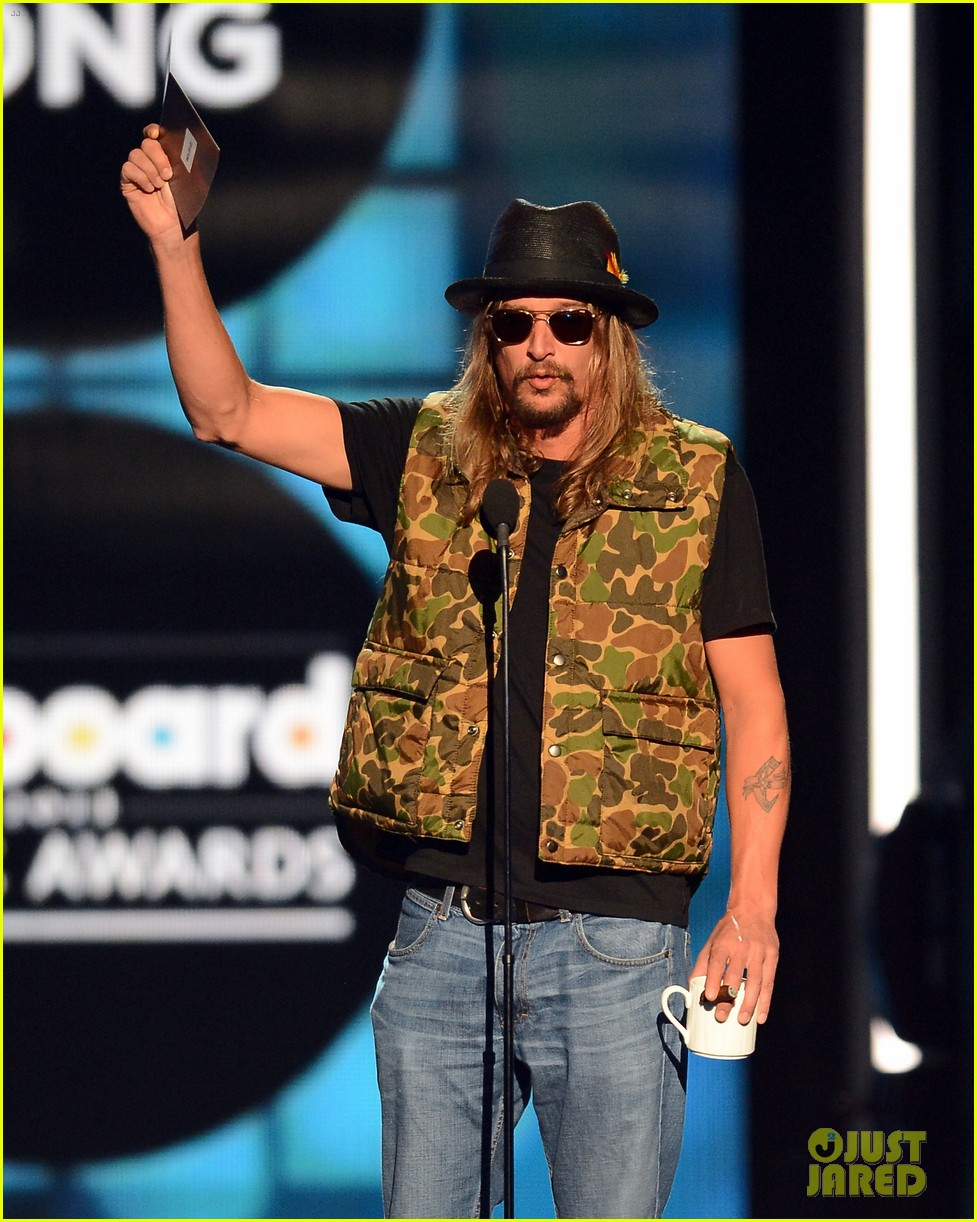 kid rock slams lip syncers at billboard music awards 2013 022874234