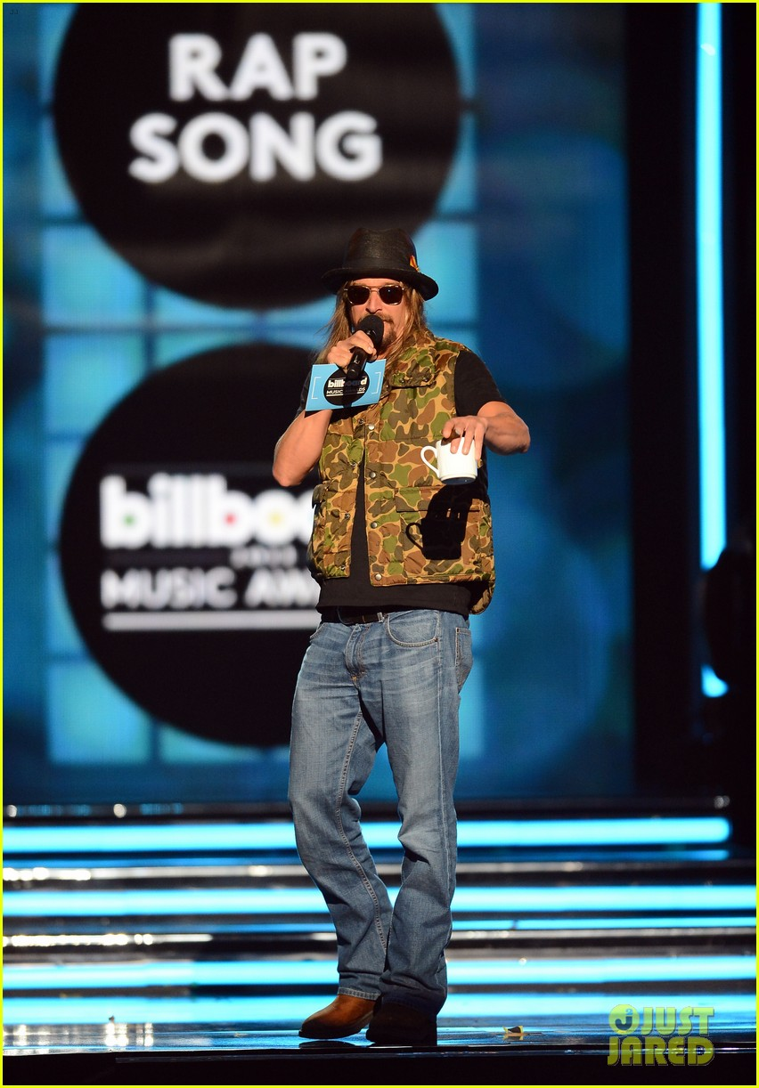 kid rock slams lip syncers at billboard music awards 2013 03