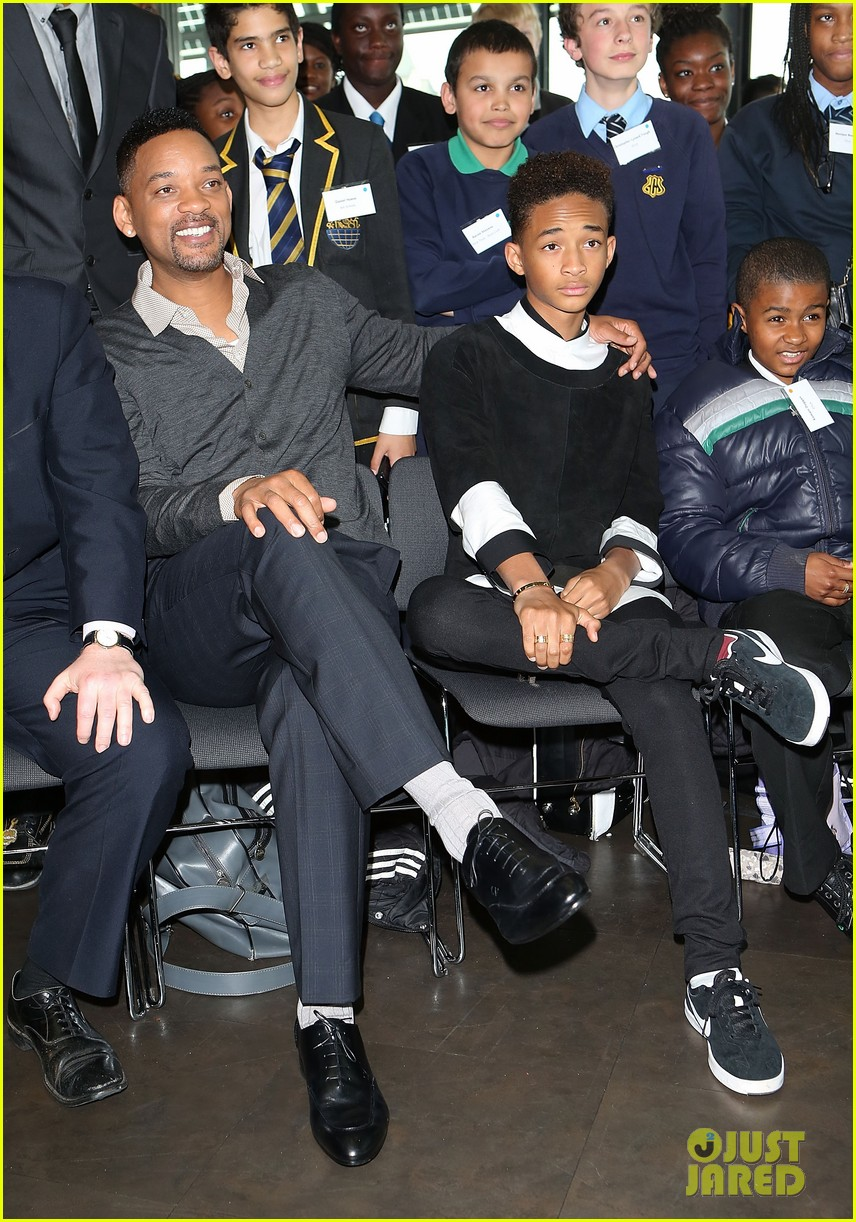 will smith cityhall celebration with jaden smith 04