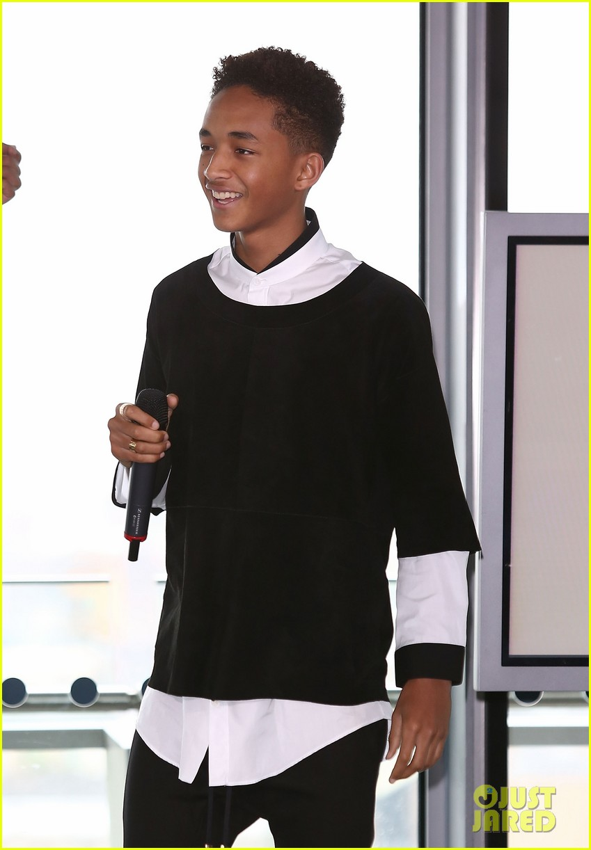 will smith cityhall celebration with jaden smith 12