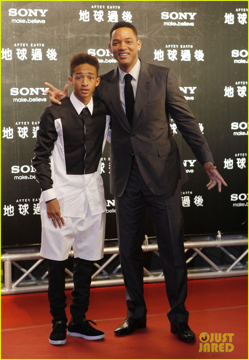 will jaden smith after earth in taipei 02