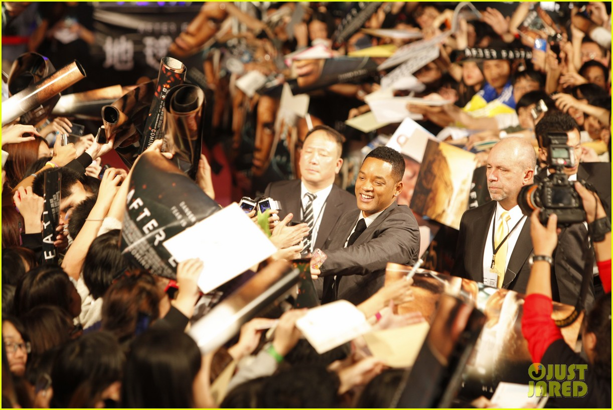 will jaden smith after earth in taipei 09