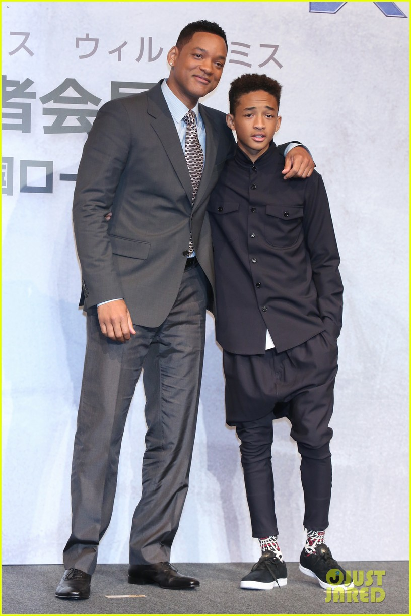 will jaden smith after earth tokyo press conference 01