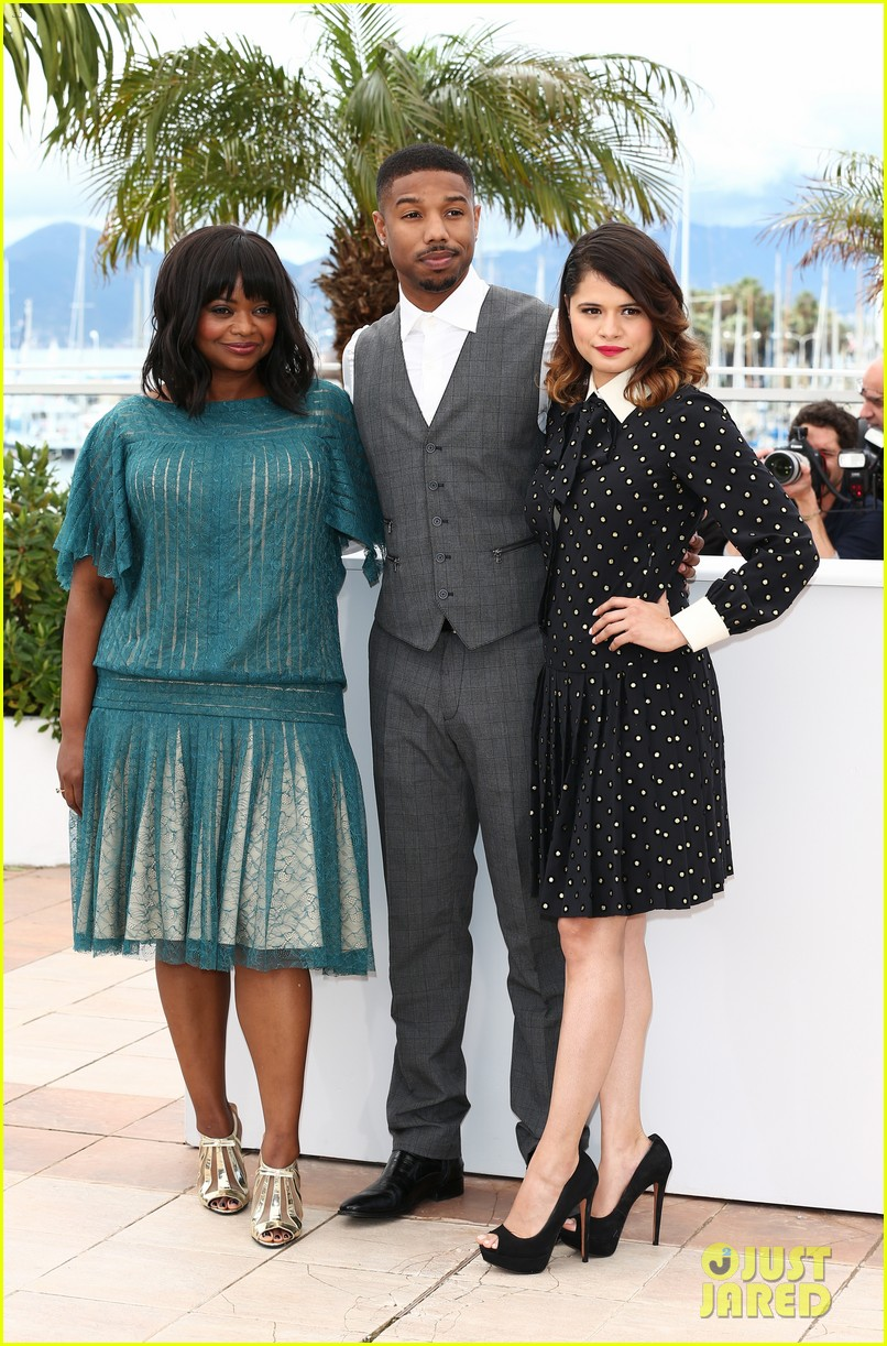octavia spencer michael b jordan fruitvale station at cannes 05
