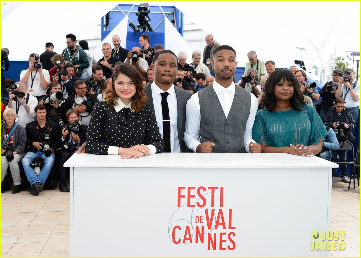 octavia spencer michael b jordan fruitvale station at cannes 072872229