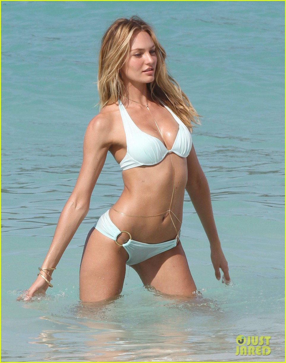 candice swanepoel in bikini photo shoot on the beach 062868723