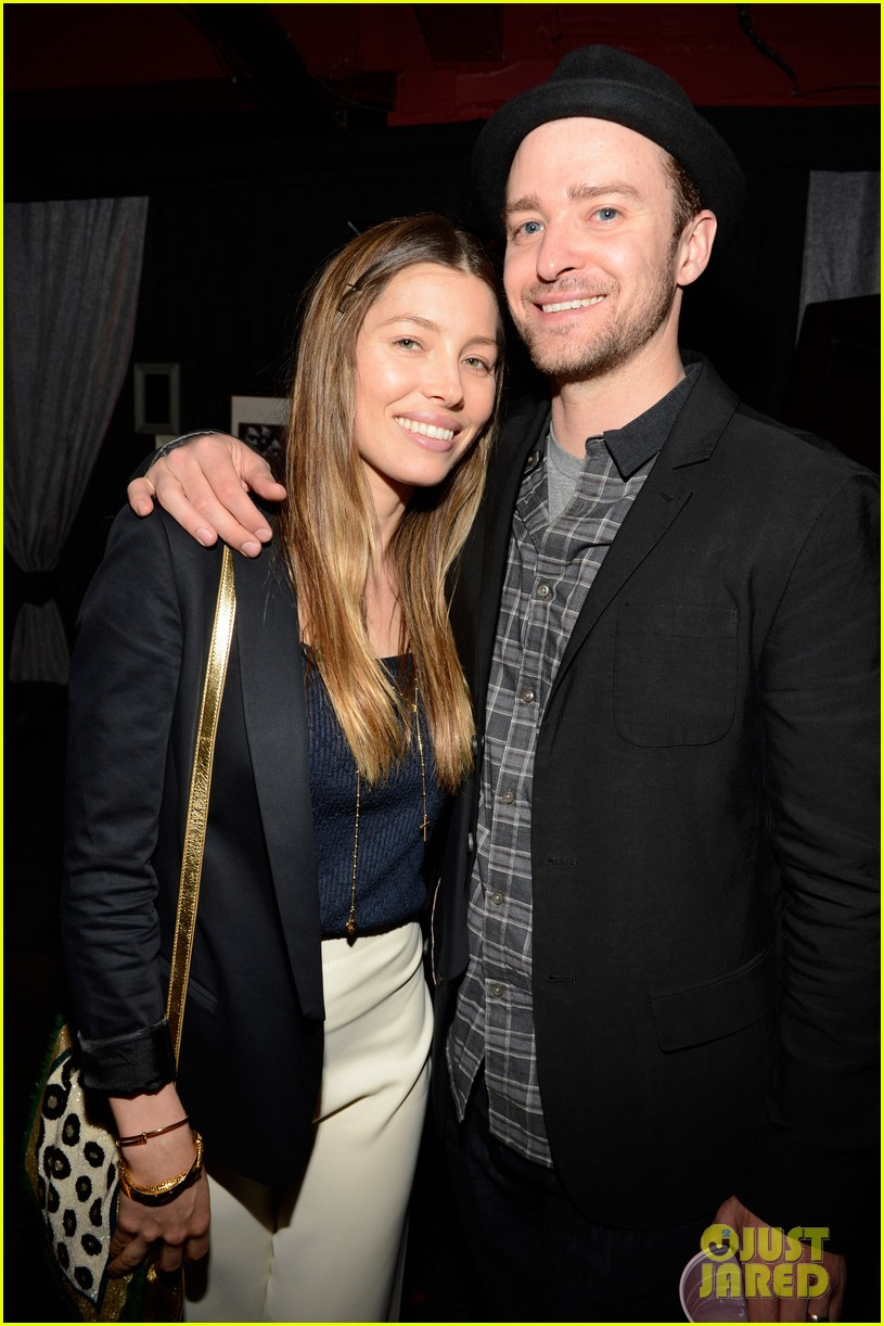 justin timberlake mastercard concert with jessica biel 02